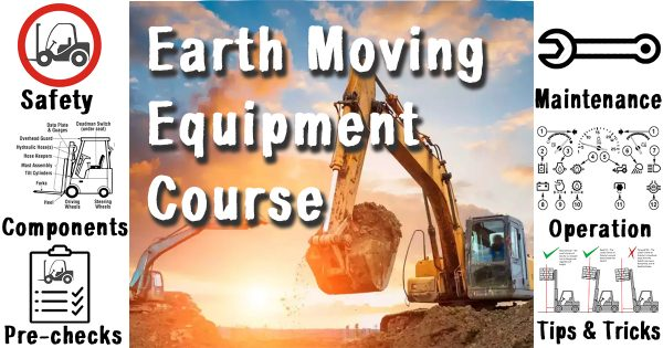 earth moving equipment course